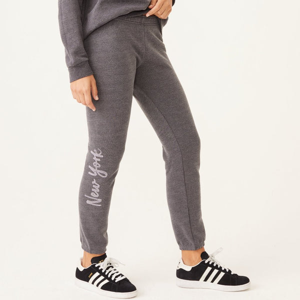 Studded NY Sweats
