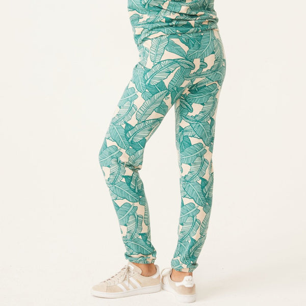 Supersoft Banana Leaf Sweats