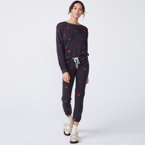 Embroidered Heart Boyfriend Sweatshirt (6214110642358)