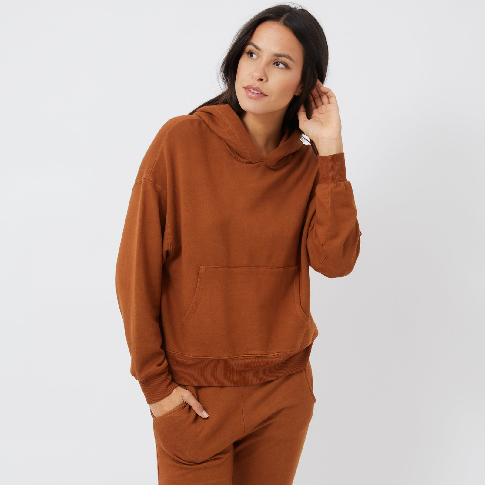 Supersoft Fleece Slouchy Pullover (4890725974118)