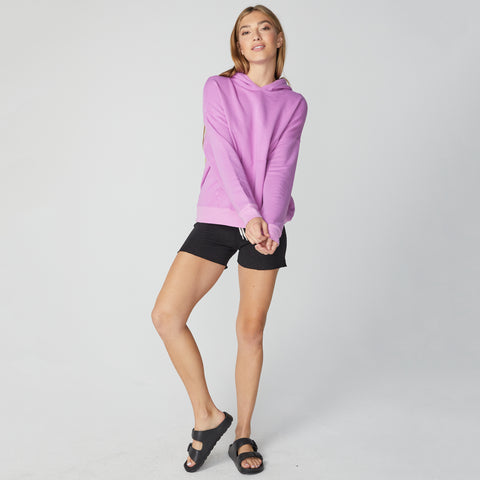 Supersoft Fleece Slouchy Pullover (4861518643302)