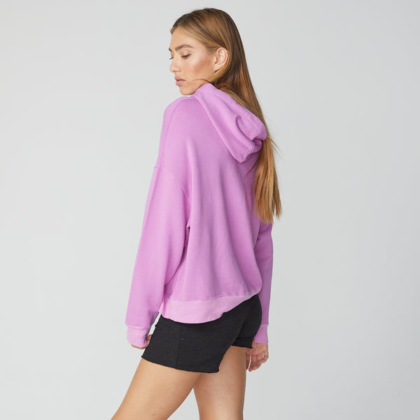 Supersoft Fleece Slouchy Pullover