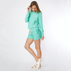 Fuzzy Fleece Sweatshirt