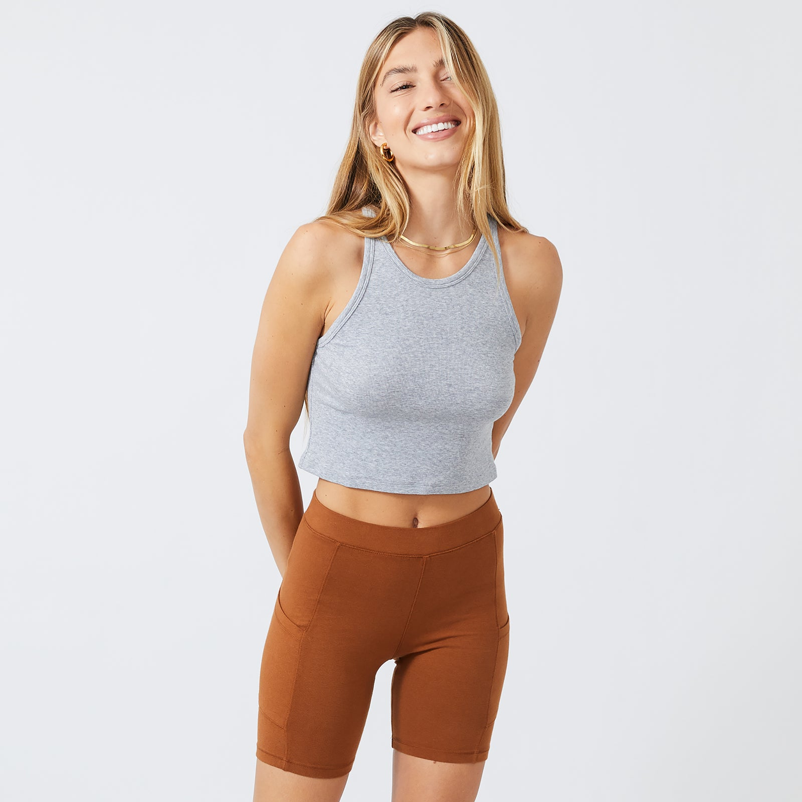 The Ultimate Cropped Tank