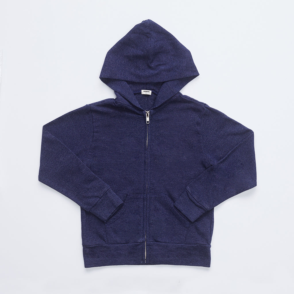 Kids Zip Up Hoody