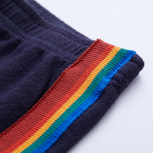 Kids Supersoft Rainbow Stripe Sweats