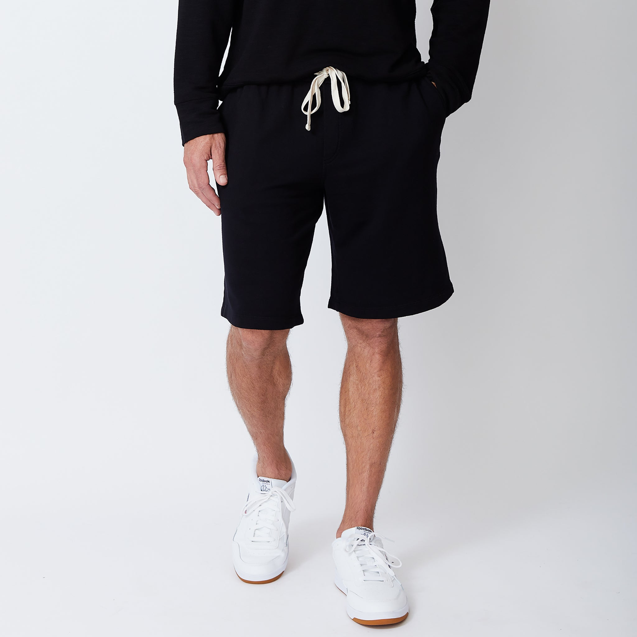 Supersoft Fleece Shorts
