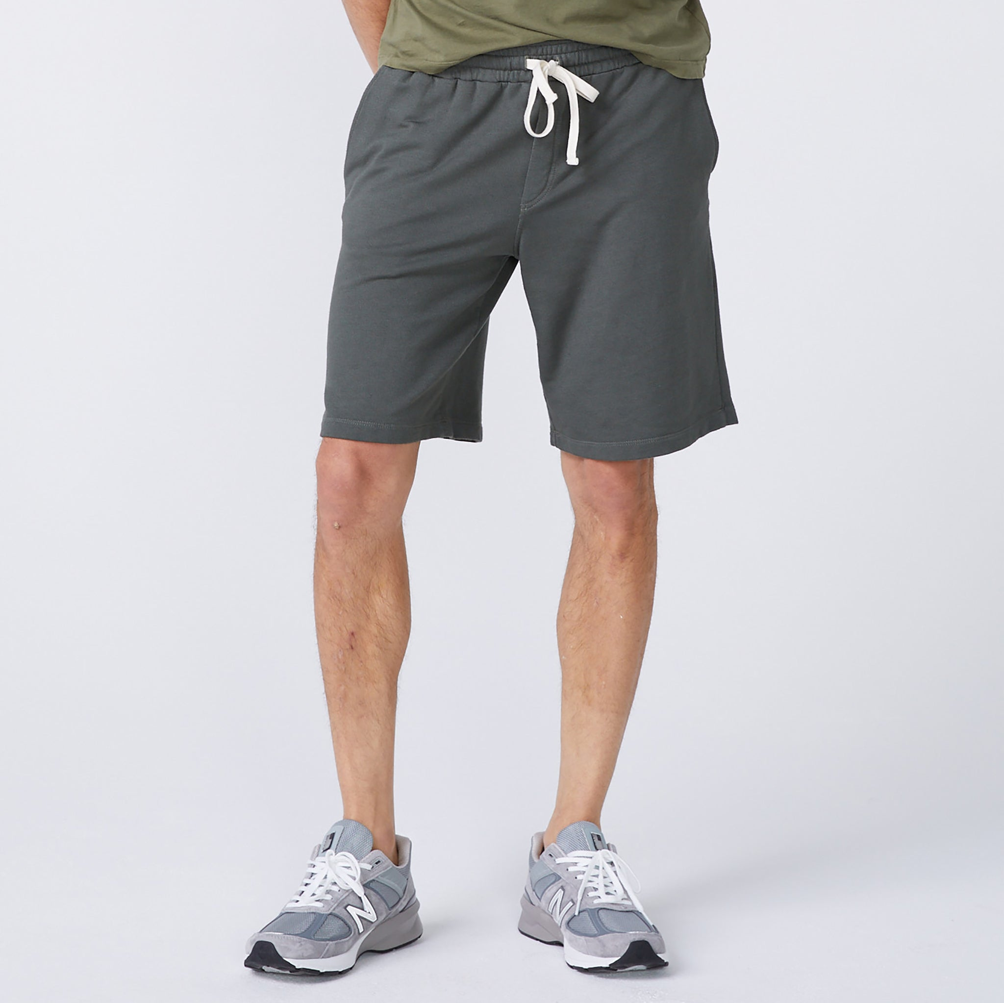 Supersoft Fleece Shorts (6248146567350)