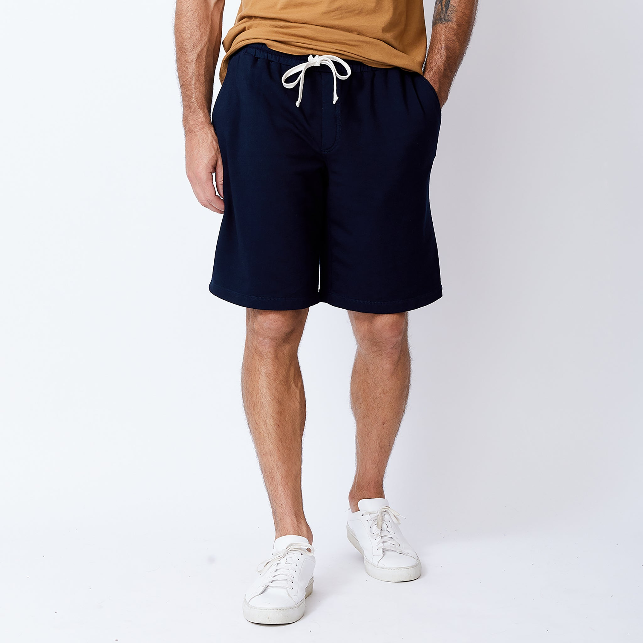 Supersoft Fleece Shorts (1345633615974)