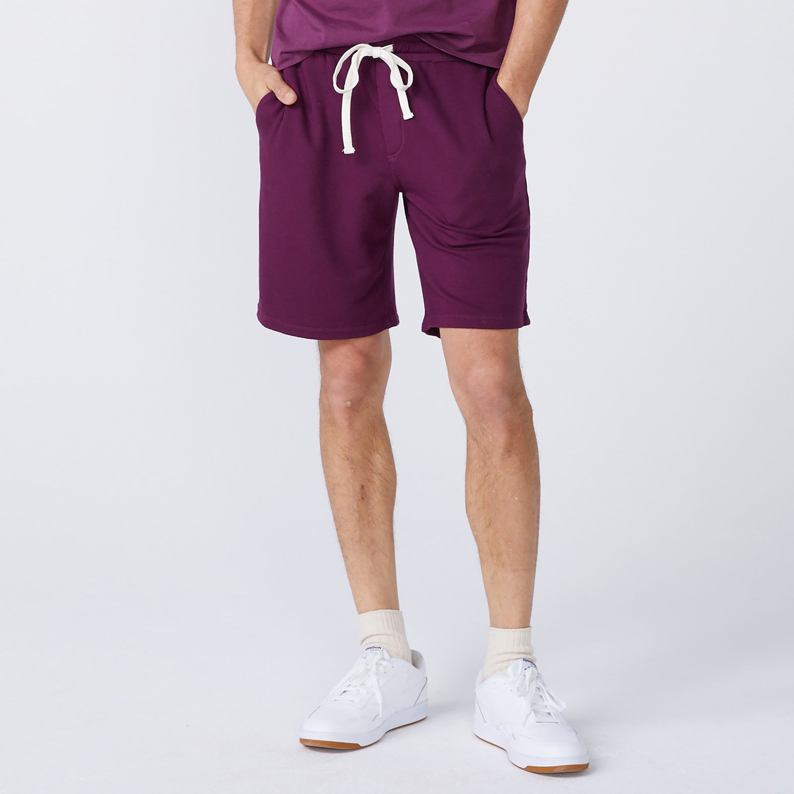 Supersoft Fleece Shorts (6248146600118)