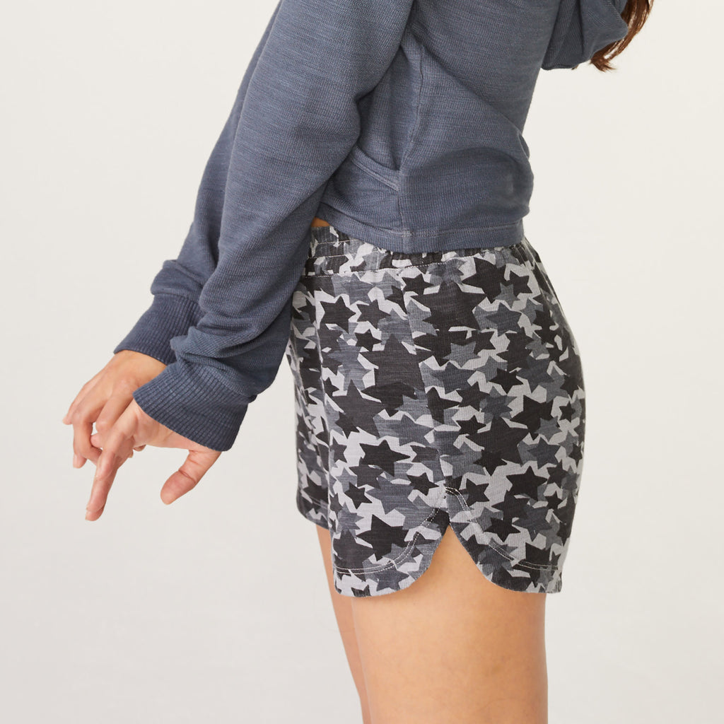 Supersoft Star Camo Shorts