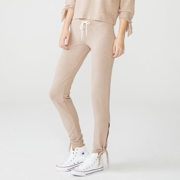 Supersoft Tied Ankle Sweats