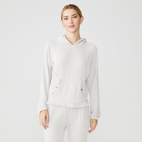 Supersoft Bungee Drawstring Hoody (4692682670182)
