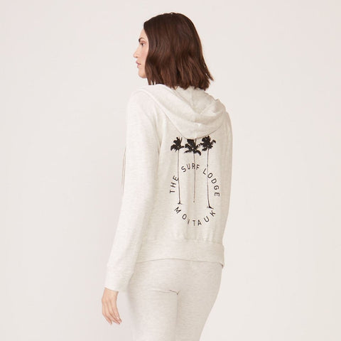 Surf Lodge Supersoft Zip Up Hoody