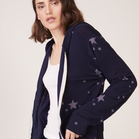 Supersoft Stardust Zip Up Hoody