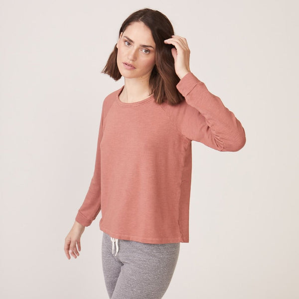 Supersoft Raglan