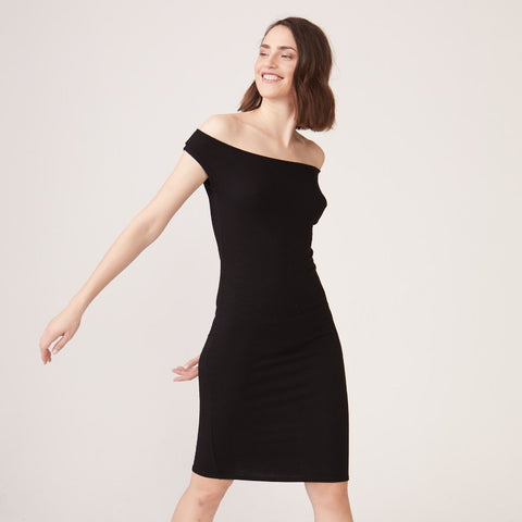 Supersoft One Shoulder Dress