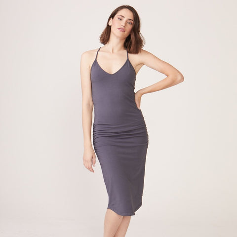 Racer Back Dress