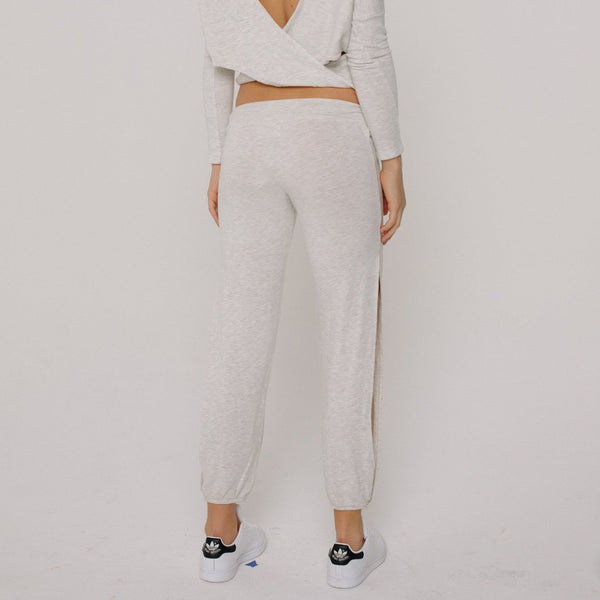 Supersoft Side Slit Sweats