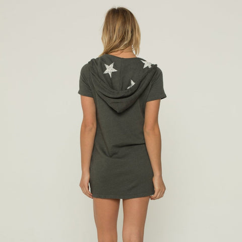 Star Hoody Dress