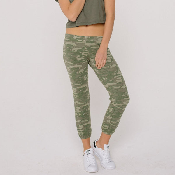 Supersoft Camo Sweats