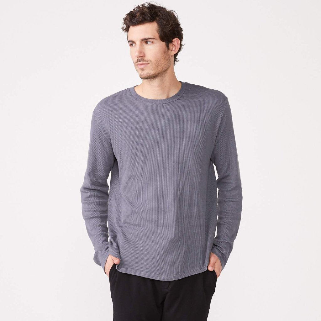Thermal Long Sleeve Crew (1666499641446)