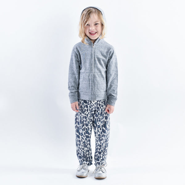Kids Leopard Vintage Sweats