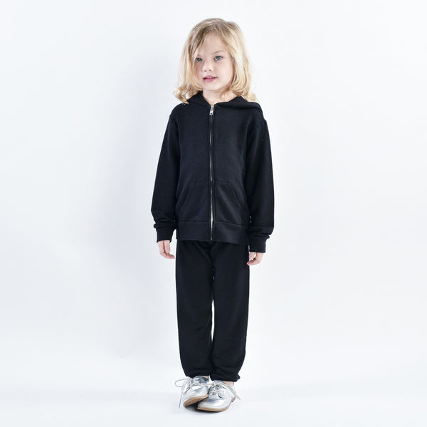 Kids Super Soft Zip Up Hoody