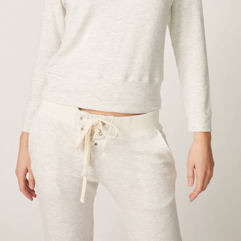 Supersoft Lace Up Sweats (1358407172198)