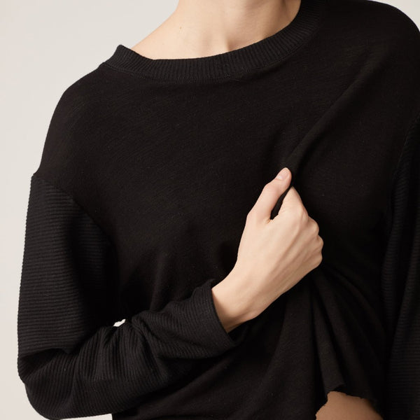 Supersoft Rib Top