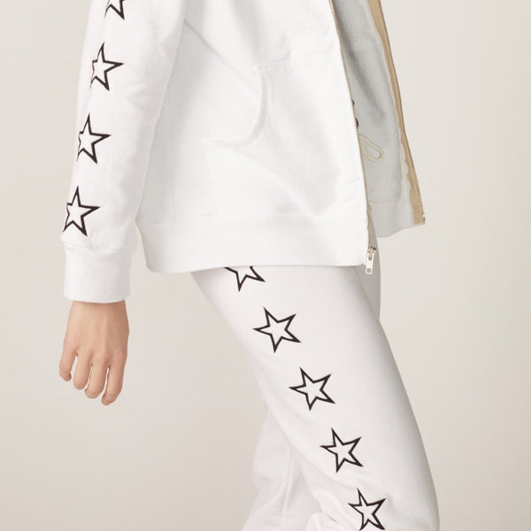 Embroidered Star Vintage Sweats