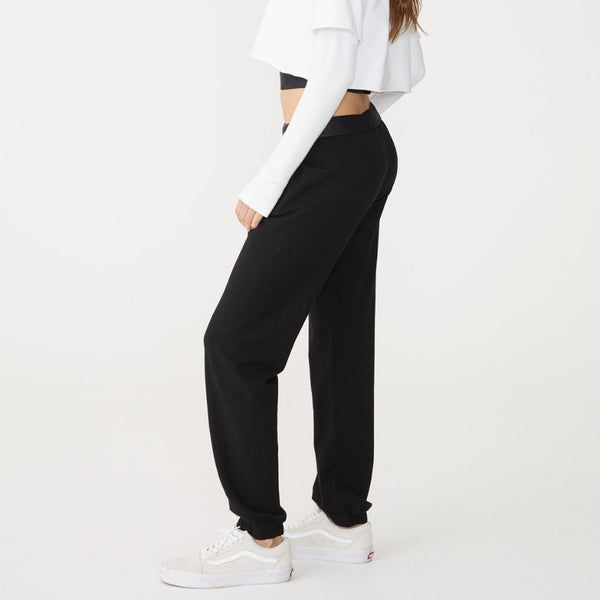 Banded Relaxed Sweats