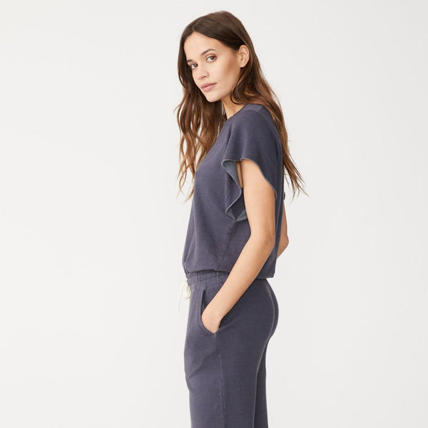 Supersoft Cap Sleeve Jumpsuit