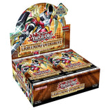 LIVE Box Breaks With BigNastyB! Yu-Gi-OH! Lightning Overdrive Booster Pack PREORDER!!! JUNE 4TH!! - Pop World Ent