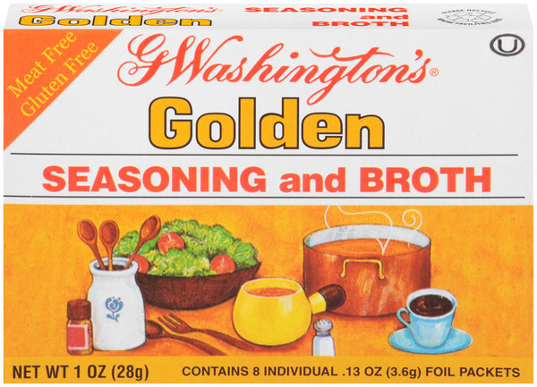G Washington Seasoning and Broth Golden