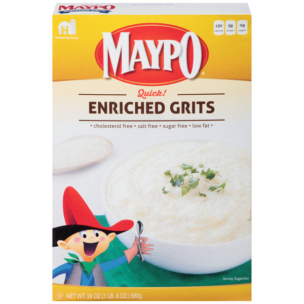Maypo Enriched Grits