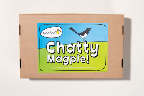 Chatty Magpie