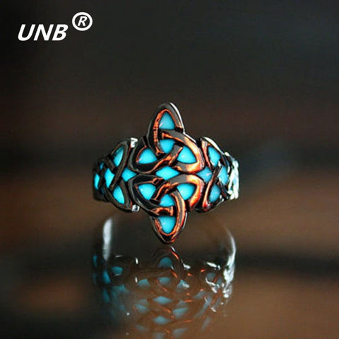 FREE - Magical Glow in The Dark Ring