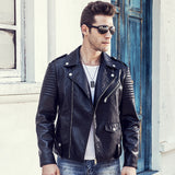 New Leather Jacket - ASIAN SIZE (PLEASE CHECK TABLE IN DESCRIPTION)