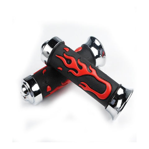 Universal Skull Motorcycle Handlebar (4 Different Colors)