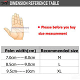 Full Finger Skull Racing Gloves  (4 Different Colors / 3 sizes) - READ SIZE TABLE!