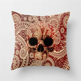 Skull Pillowcase (25 different colors/styles)