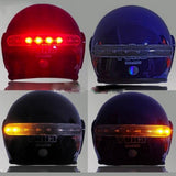 Universal Helmet Brake and Turn Signal light (wireless)
