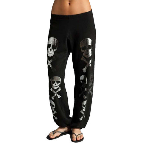 Skull Comfy Pants - CHECK SIZE BELOW!
