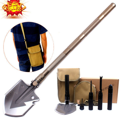 Multifunction Outdoor Shovel