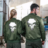 2018 Skull Jacket - ASIAN SIZES - CHECK TABLE!