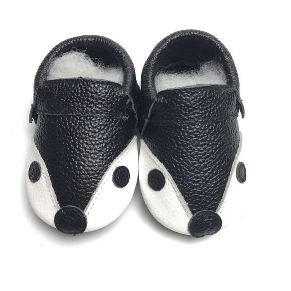 Black Fox Moccs