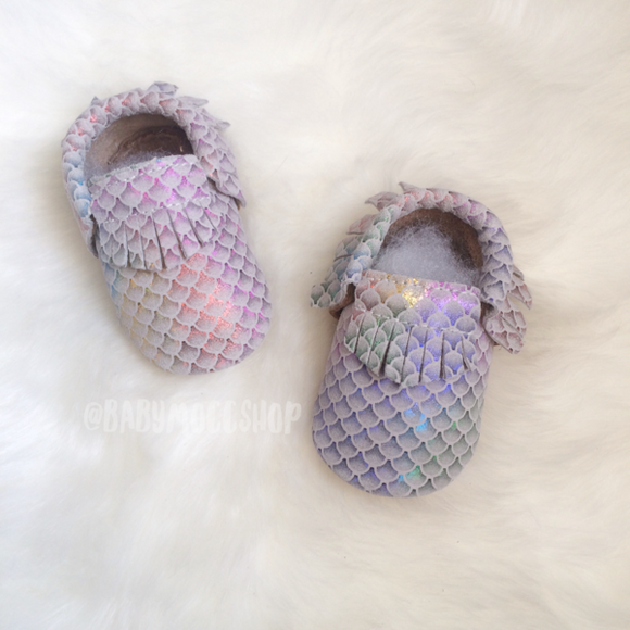 Mermaid Moccs