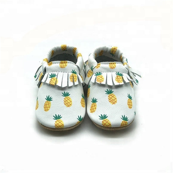 Pineapple Moccs