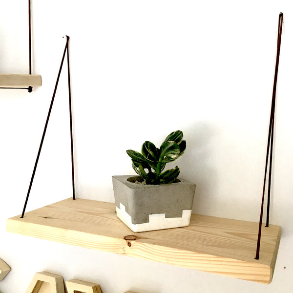 Hanging Shelves